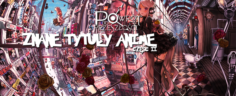 Znane anime2 SM