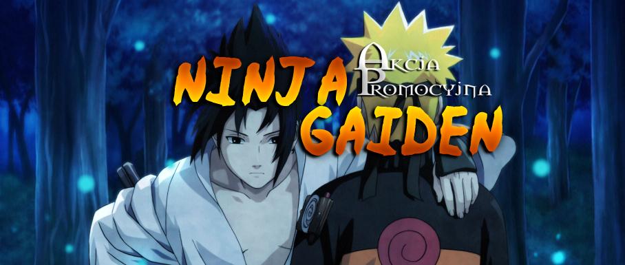 akcja promo ninja gaiden