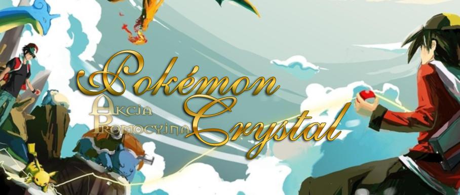 akcja promo pokemon crystal