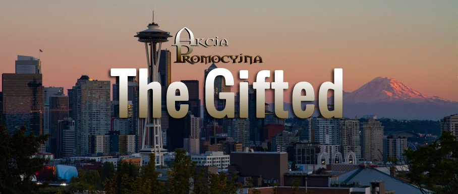 akcja promo the gifted