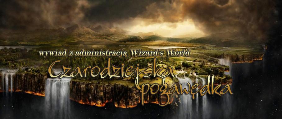 czarodziejska pogawedka wizards world