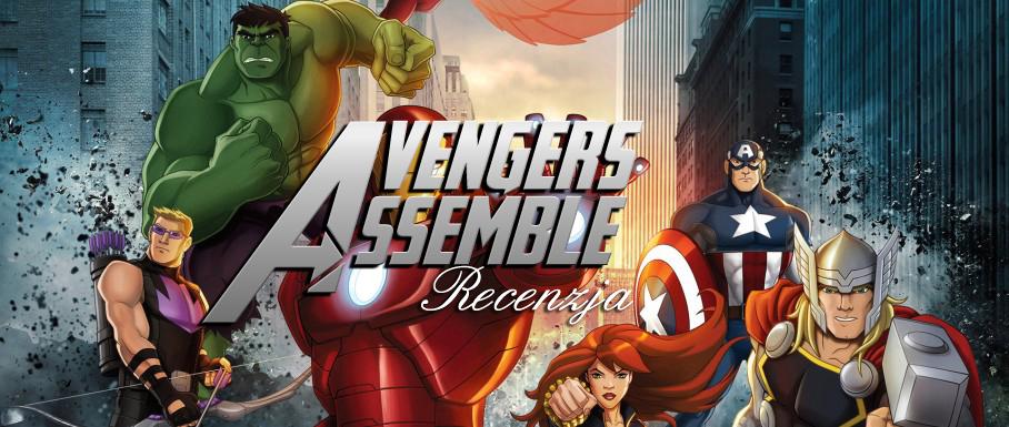 Avengers Assembl - recenzja