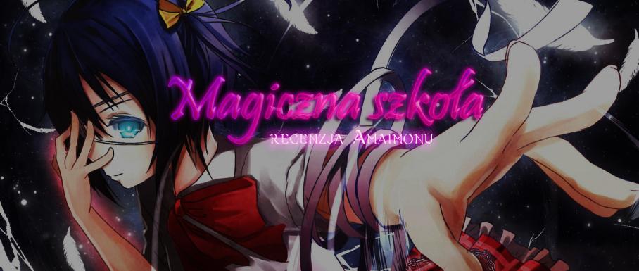 magiczna szkola recenzja amaimonu