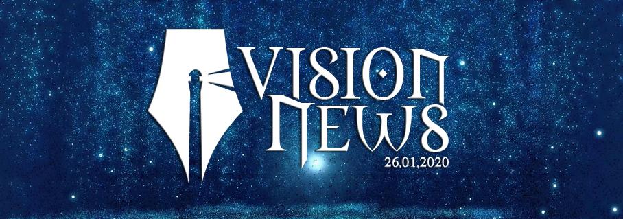 Vision News 26.01.2020