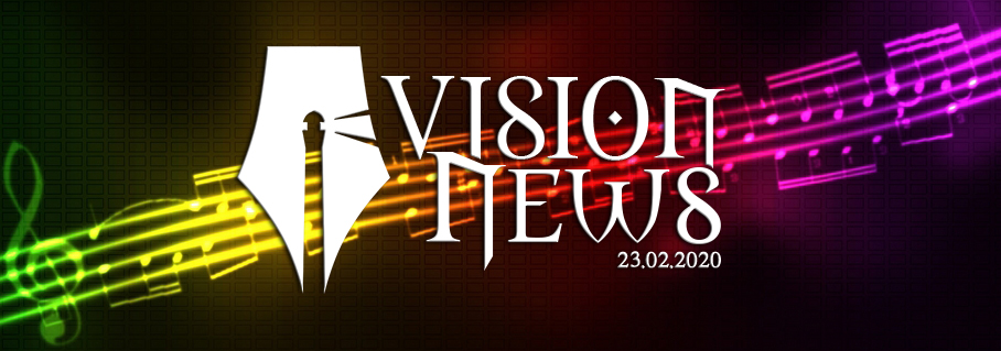 Vision News 23.02.2020