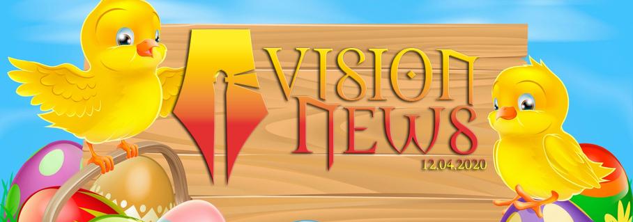 Vision News 12.04.2020