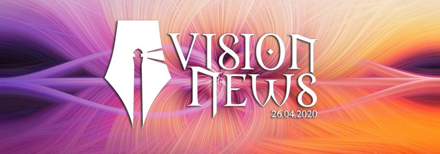 Vision News 26.04.2020
