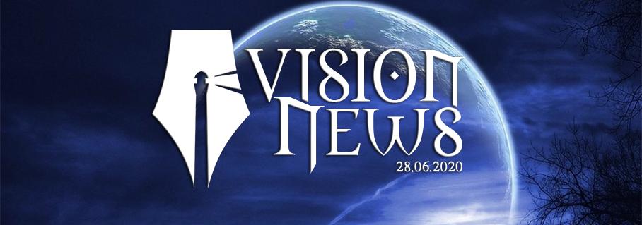 Vision News 28.06.2020 - 400 wydanie!