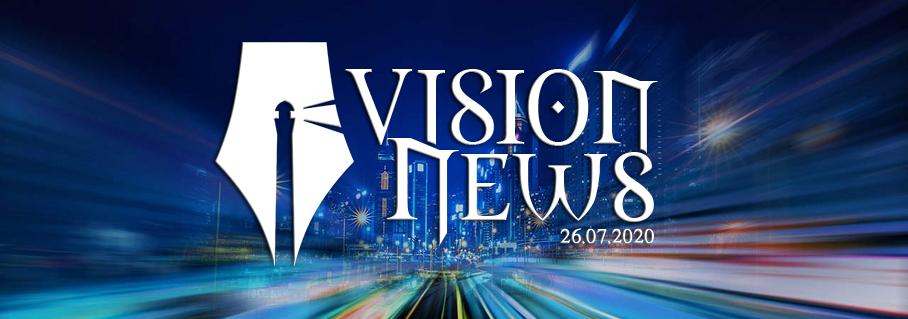 Vision News 26.07.2020
