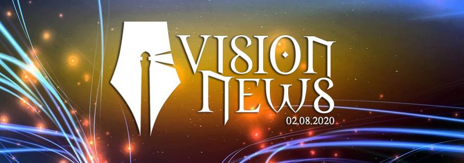 Vision News 02.08.2020