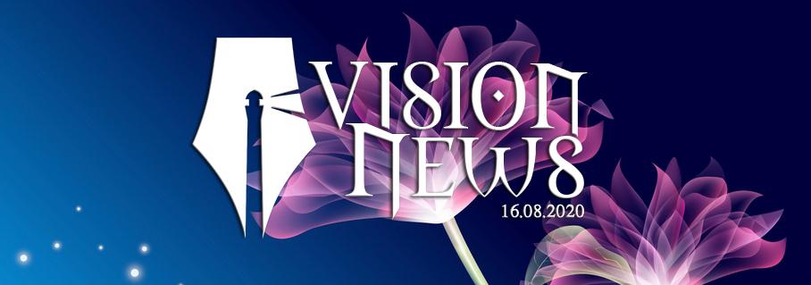 Vision News 16.08.2020