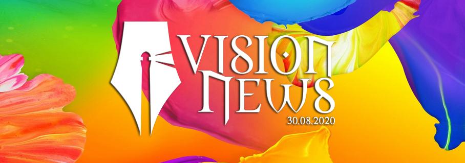 Vision News 30.08.2020