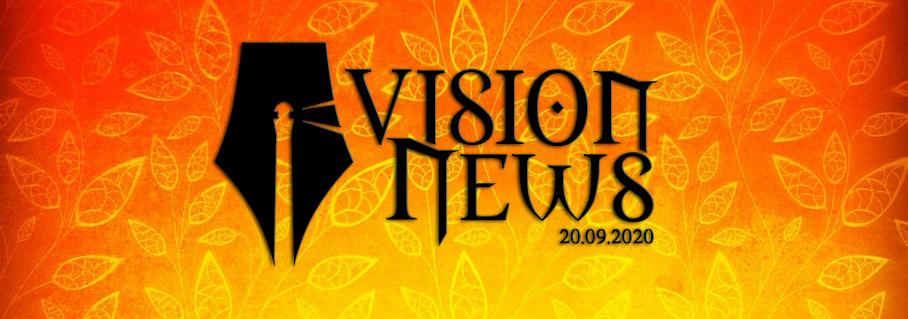 Vision News 20.09.2020