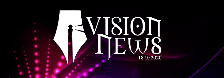 Vision News 18.10.2020