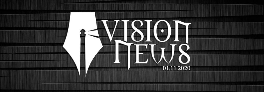 Vision News 01.11.2020
