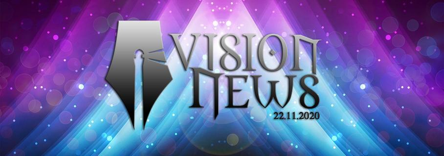 Vision News 22.11.2020
