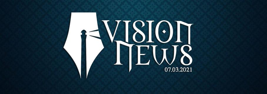 Vision News 07.03.2021