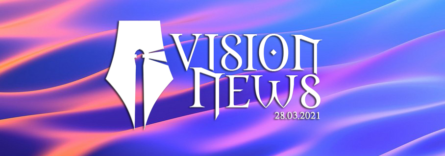 Vision News 28.03.2021