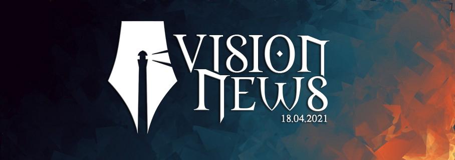 Vision News 18.04.2021