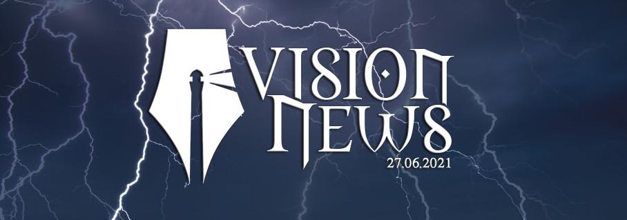 Vision News 27.06.2021