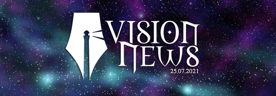 Vision News 25.07.2021