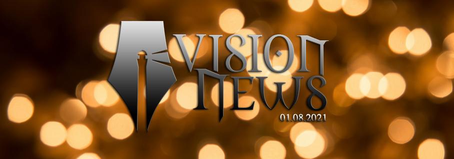 Vision News 01.08.2021