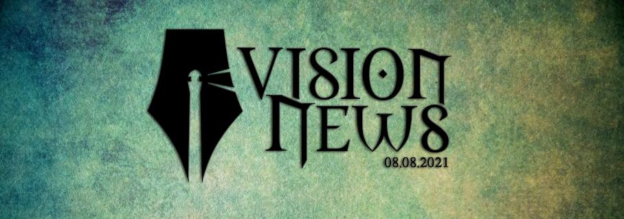 Vision News 08.08.2021