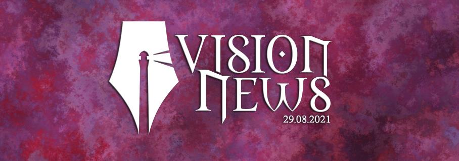 Vision News 29.08.2021