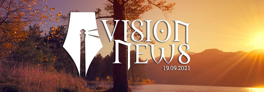 Vision News 19.09.2021