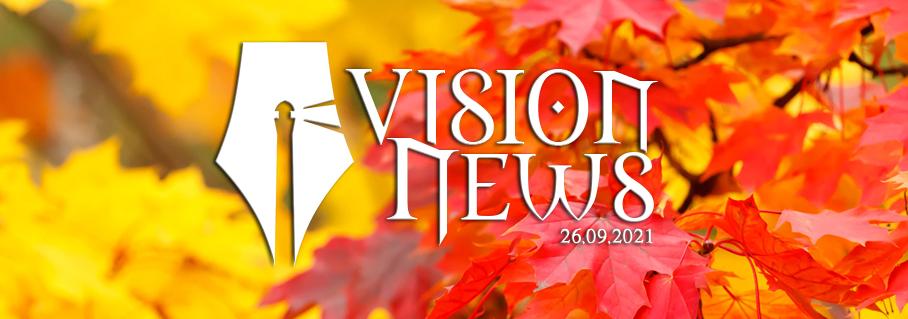 Vision News 26.09.2021